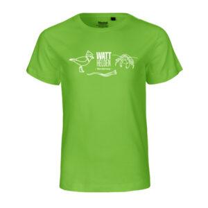Kinder T-Shirt #Watthelden (Spende 6,- Euro)