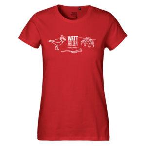 T-Shirt #Watthelden für Damen (Spende  6,- Euro)